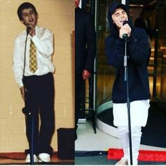 Srill kidrauhl but his body grown up