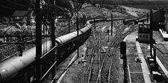 Gabriele Basilico - In Treno Verso l'Europa