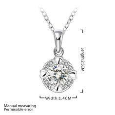 hotsales set femme mariage argent platedjewelry coeurs flèches charme ronde collier pendentif + boucle d'oreille violette cristal ensemble