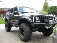 3 inch lift kit for jeep cherokee sport 2001 - Google Search