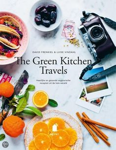 bol.com | The green kitchen travels, David Frenkiel & Luise Vindahl | 9789023014485...