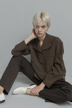 18' Autumne Ore editorial : roy/nod Fashion Poses, Fashion Outfits, Pretty People, Beautiful People, Pose Reference Photo, Androgynous Fashion, Body Poses, Beauty Women, Female Models