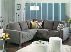 Creighton sectional by Palliser Furniture.