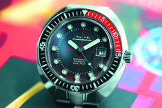 """Hell of a Comeback: Reviewing the Bulova Oceanographer Special Edition """"Devil Diver"""" 