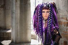 Purple Purple Purple....hahahaha!!!!