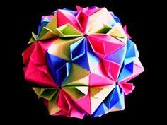 Cherry Blossom Ball - ..invece di usare lo stuzzicadenti, prima aprire e chiudere le tasche