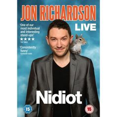 http://ift.tt/2dNUwca | Jon Richardson Nidiot Live DVD | #Movies #film #trailers #blu-ray #dvd #tv #Comedy #Action #Adventure #Classics online movies watch movies  tv shows Science Fiction Kids & Family Mystery Thrillers #Romance film review movie reviews movies reviews