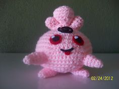 Kat's Creations: awesome blog that has crochet patterns for tonnes of Pokemon.