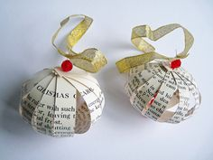 dickens ornament....would be cute for special color theme