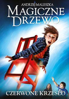 Andrzej Maleszka - Magiczne drzewo tom 1 Czerwone krzesło