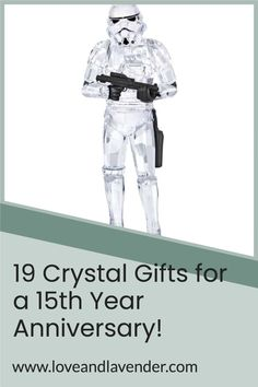 19 Crystal Gifts for a 15th Year Anniversary! | Gift Ideas for him | Presents Inspiration for men #gifts #anniversarygifts #giftideas
