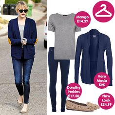 Emma Stone does casual style perfectly