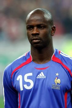 Lilian Thuram France Pictures and Photos Lilian Thuram, Stock Pictures, Stock Photos, France Photos, Royalty Free Photos, Football, Image, Breakfast Nook, Soccer