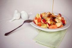 Mãe Gourmet!!!: Salada de frutas tropicais!