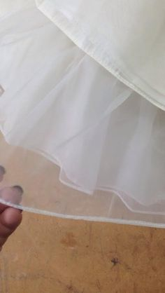 tulle (top layer used) Layers, Tulle, Bridal, Skirts, Tops, Fashion, Layering, Moda, Skirt