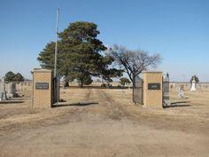 Blue Ridge Cemetery; Gresham, Polk, Nebraska, USA