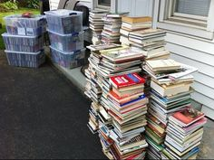 Book Sale HAUL - $3,000 in PROFIT Worth Of Inventory In ONE DAY Of Work!