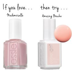 Pin for Later: Find Your Essie Gel Polish Soulmate Mademoiselle = Amusing Bouche Essie Mademoiselle ($9)