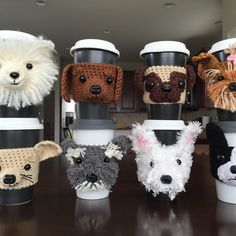 Mesmerizing Crochet an Amigurumi Rabbit Ideas. Lovely Crochet an Amigurumi Rabbit Ideas. Crochet Coffee Cozy, Crochet Cozy, Crochet Motifs, Love Crochet, Crochet Gifts, Crochet Patterns, Crochet Poncho, Crochet Braids, Crochet Rabbit
