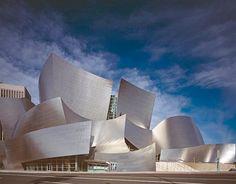 Self Tour Walt Disney Concert Hall