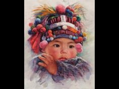 Barry Yang is an Chinese painter, best known for his Children portraits in the Realist style. Yang's passion is painting the children in these villages to capt…