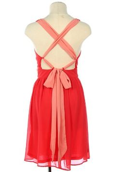 Pretty in Pink Dress ~ Price: Was $38.99 Sale! $24.99 #dress #fashion amusemeboutique.com