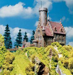 Faller 130245 - Lichtenstein castle