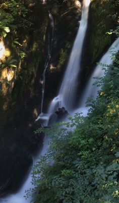 """Stock Ghyll Waterfalls - """"An Introduction to England's Lake District"""" - Two Traveling Texans"""