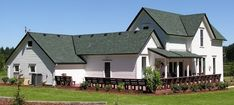 Best Metalworks® Steel Shingles In Astonwood® Forest Green 400 x 300