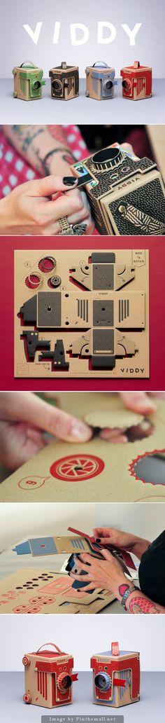 https://www.kickstarter.com/projects/kellyangood/viddy-the-worlds-cutest-diy-pinhole-camera-kit Viddy