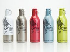 Packaging of the World: Creative Package Design Archive and Gallery: Motley Bird
