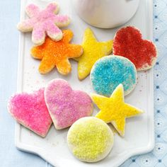 Mom's Soft Sugar Cookies Recipe -This delicious sugar cookie recipe has been passed down in our family for 75 years. Try it and you'll see why it remains our very favorite cookie! —Arnita Schroeder, Hoagland, Indiana