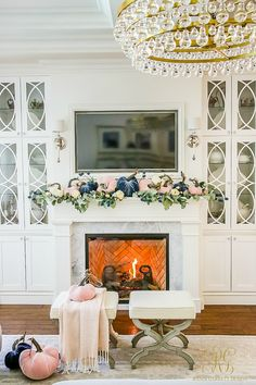 Welcoming Fall Home Tour Decorating Ideas