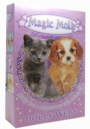Holly Webb Magic Molly 6 Books Collection Children Animal Books Pack Set