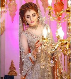 Best Picture For Bridal Outfit punjabi For Your Taste You are looking for something, and it is going to tell you exactly what you are looking for, and you didn't find that picture. Here you will find Walima Dress, Pakistani Bridal Dresses, Mehndi Dress, Indian Dresses, Prom Dress, Pakistan Bridal, Bridal Dupatta, Bridal Pictures, Bridal Pics