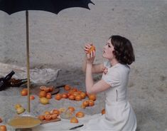 We Eat the Fruit of the Trees of Paradise (Věra Chytilová, 1970)