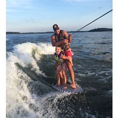 Bryan on the lake with Bo 😭 ❤😍❤