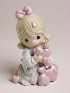 """PRECIOUS MOMENTS """"OVERFLOWING with LOVE""""  #108523. 