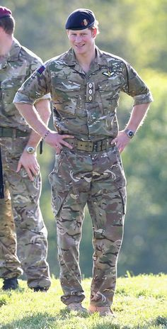 Prince Harry Photos: Prince Harry Visits Estonia - Day 2
