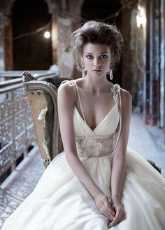 Amazing wedding dress - Wedding look