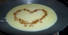 Κρέμα με σιμιγδάλι Breakfast Recipes, Dessert Recipes, Desserts, Honeydew, Recipies, Food And Drink, Pudding, Cheese, Fruit
