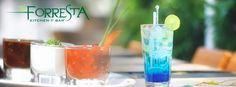 Drink it up !! #forresta #mocktails