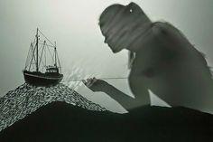 theredshoes: asylum-art: Aurora Folklore:... / Oh, I say!