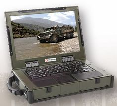 Laptops offer more computing power than tablets and smartphones. Having a laptop that's of good quality is similar to having a desktop computer wherever you wish to be. Alter Computer, Computer Case, Laptops For Sale, Best Laptops, Tough Laptops, Projetos Raspberry Pi, Drones, Rugged Laptop, Laptop Screen Repair
