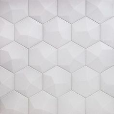 Ivy Hill Tile Bethlehem Hexagon Pearl in. x Matte Ceramic Wall Tile pieces / sq. / box) - - The Home Depot Patterned Wall Tiles, Hexagon Tiles, Hexagon Tile Backsplash, Tile Mosaics, Backsplash Ideas, Kitchen Backsplash, New Toilet, Thing 1, Ceramic Wall Tiles