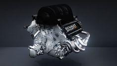 ルノー 2014年 1.6リッター V6ターボ エンジン