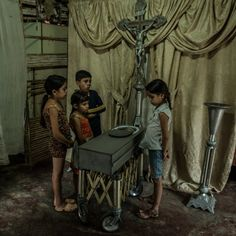 As Venezuela Collapses Children Are Dying of Hunger