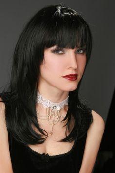 Fringe black hair - fashion articles @ trendfashiondesign.com