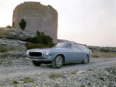 1972 Volvo P1800 ES Shooting brake