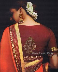 @kajalaggarwalofficial new #Saree #Photoshoot (1/3)